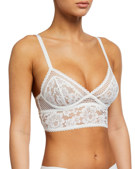 Else Petunia Triangle Underwire Long-Line Bra