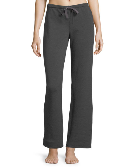 Brushed-Knit Lounge Pants