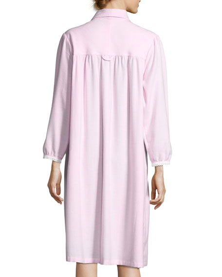 Helena Long-Sleeve Nightgown