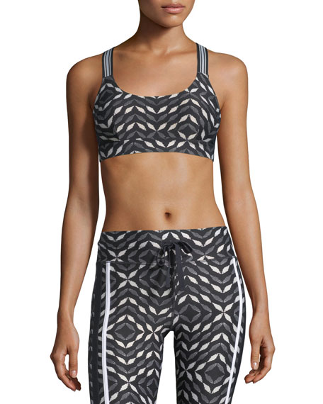 Phoenix Compression Crop Top