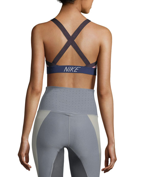 Pro Indy Logo Back Performance Sports Bra