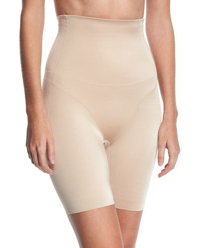 High-Waist Rear-Boost Thigh Slimmer