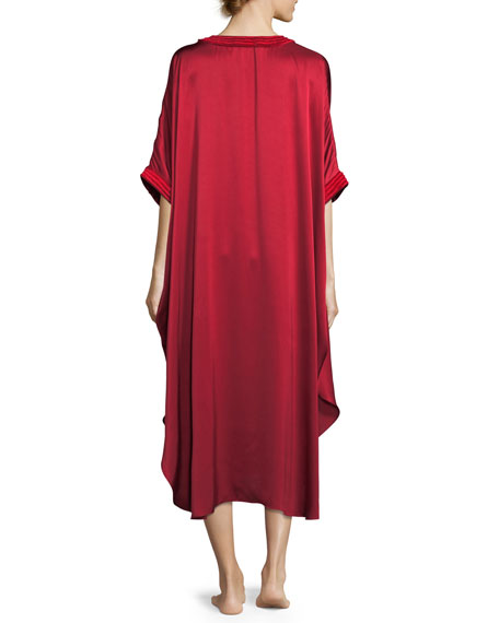 Key Essentials Silk Caftan