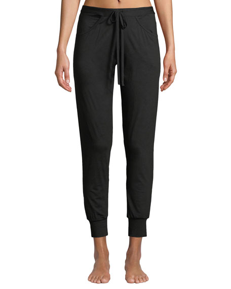 Sensual Opulence Jersey Jogger Pants