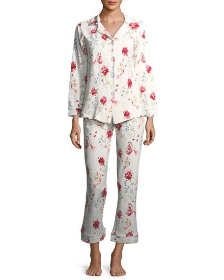 Bedhead Eau de Parfum Long-Sleeve Pajama Set