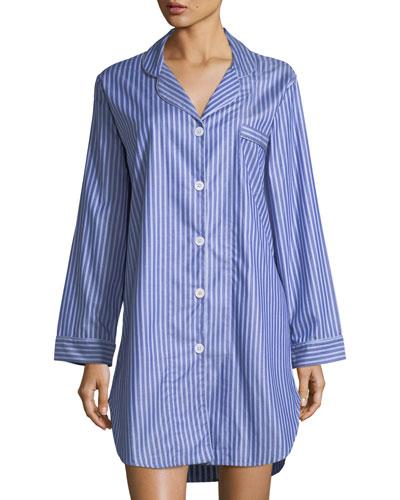 Carlyle Long-Sleeve Sleepshirt
