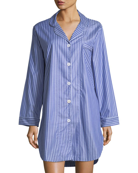 Carlyle Long-Sleeve Sleepshirt