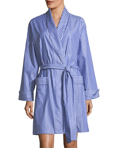 Carlyle Striped Robe