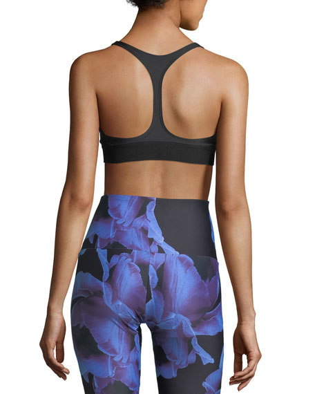 Scoop-Neck Y-Back Performance Sports Bra