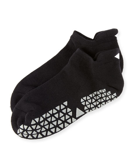 Tavi Noir Savvy Slipper Grip Socks, Tavi Ebony