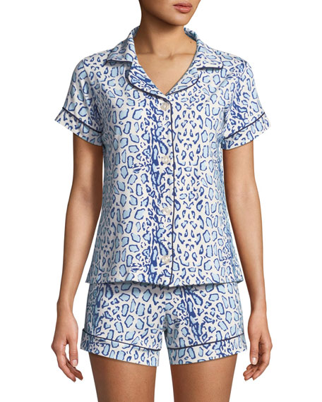 Bedhead Mighty Jungle Shorty Pajama Set