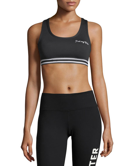 Warrior Athletic Performance Sports Bra