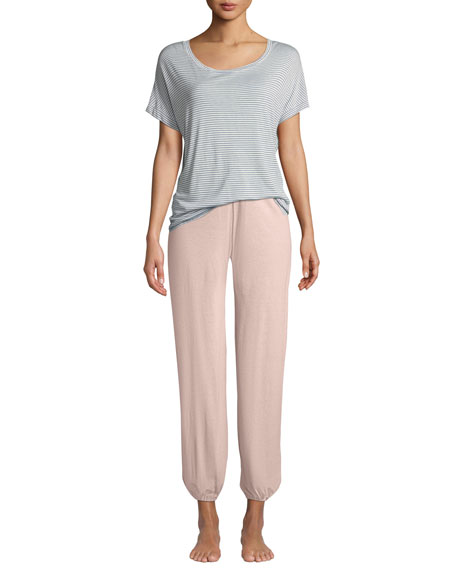 Heather Slouchy Lounge Pants