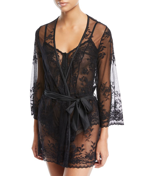 Cosabella Seymour Floral-Lace Bodysuit and Matching Items