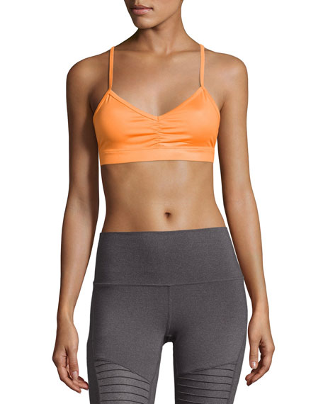 Glow Strappy Low-Impact Sports Bra