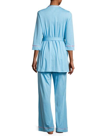 Bella Maternity 3-Piece Pajama Set