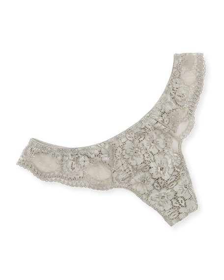 Noor Lace Thong