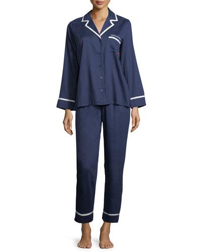 queen of hearts pajama set