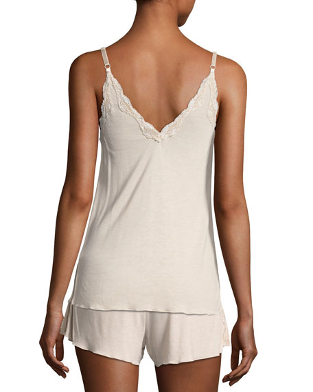 Juno Lace-Trimmed Camisole