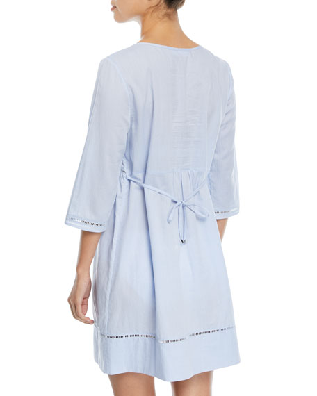 St. Barths Mini Kaftan Coverup