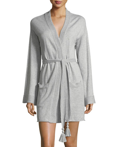 Valora Short Knit Robe