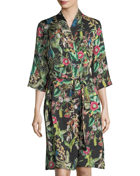 Lise Charmel Fleurs De Jungle Robe
