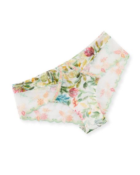 Bouquet Tropical Lace Boyshorts