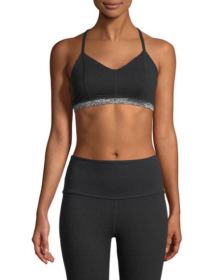 Beyond Yoga Fit and Trim Adjustable Sports Bra