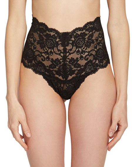 Hanky Panky Evelyn Retro Signature Lace Thong