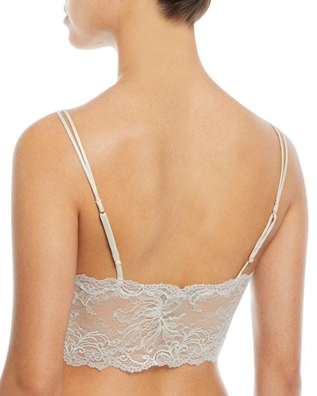 Chantilly Lace Long-Line Bralette