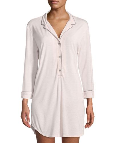 Shangri-La Jersey Sleepshirt
