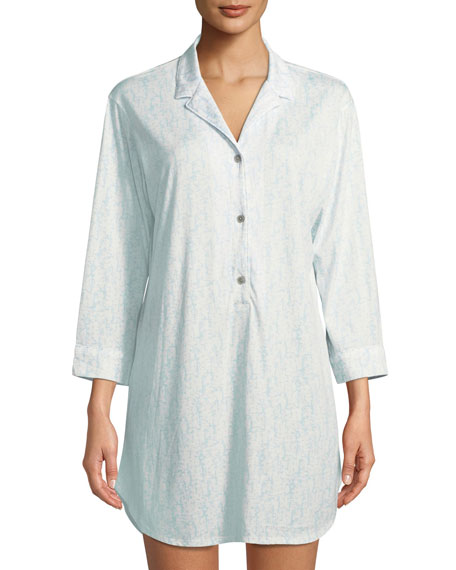 Nera Graphic-Print Sleepshirt