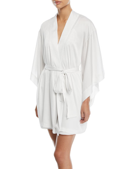 Natori Deco Feathers Robe and Matching Items