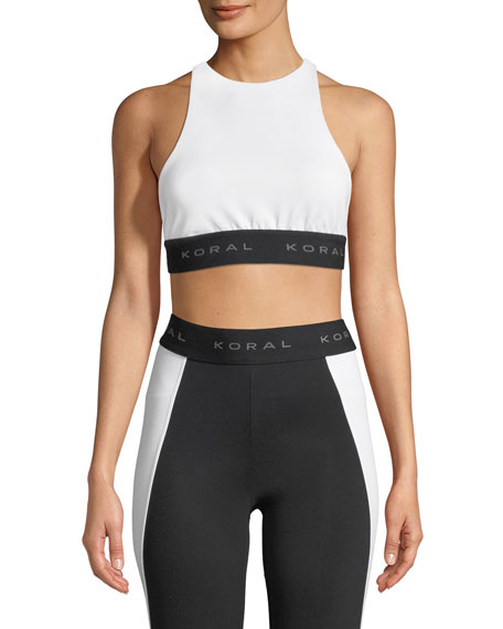 Koral Activewear Press Performance Sports Bra