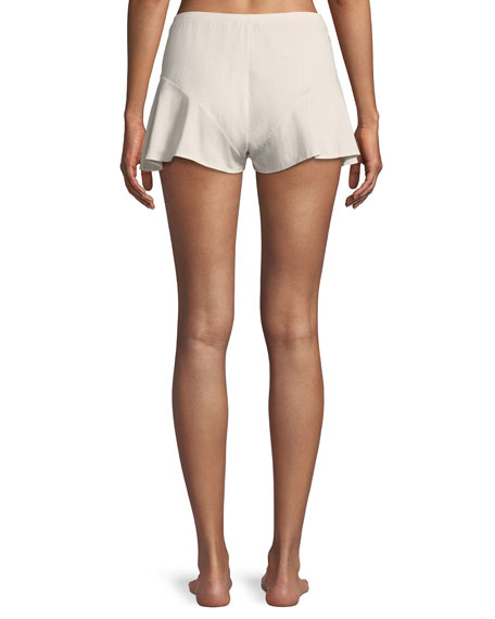 Lorna Pima Cotton Lounge Shorts