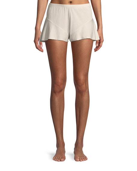 Skin Lorna Pima Cotton Lounge Shorts