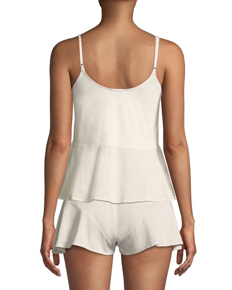 Lara Pima Cotton Lounge Camisole