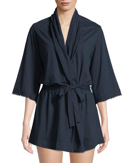 Skin Qianna Organic Cotton Robe