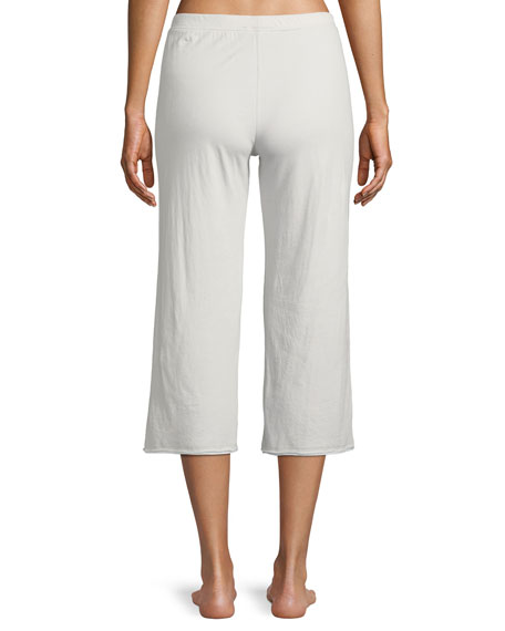 Double-Layer Jersey Pajama Pants