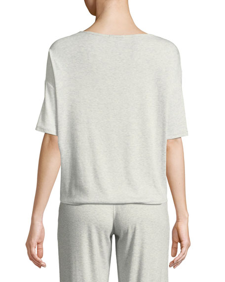 Nadene Short Sleeve Lounge Tee