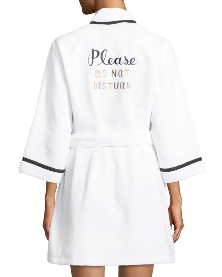 kate spade new york do not disturb cotton