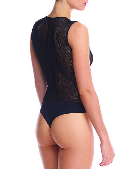 Signature Fishnet Bodysuit