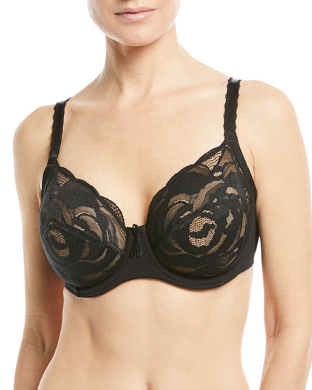 Wacoal Top Tier Lace Underwire Bra