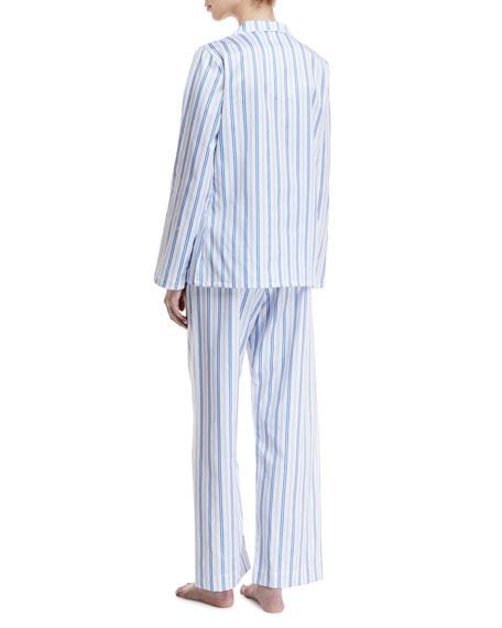 Wellington Classic Striped Pajama Set