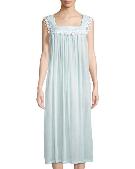 Celestine Evening Star Sleeveless Long Nightgown