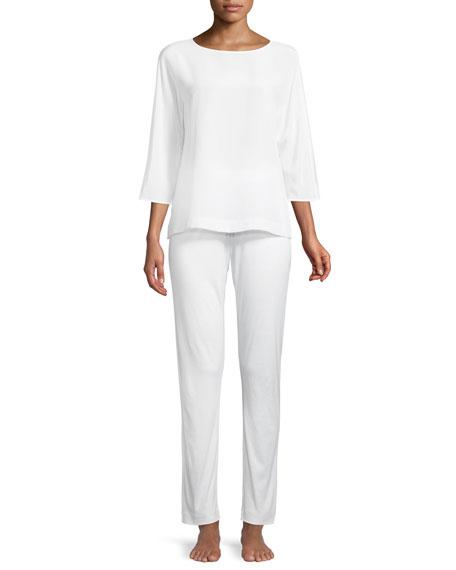 Ayana Jersey Pajama Set