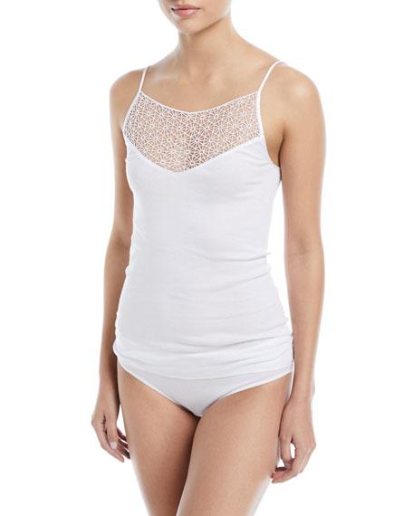 Hanro Melissa Lace-Yoke Camisole and Matching Items &