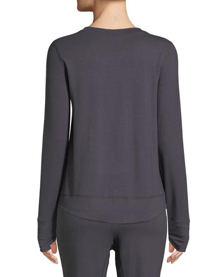 Balance French Terry Lounge Sweatshirt