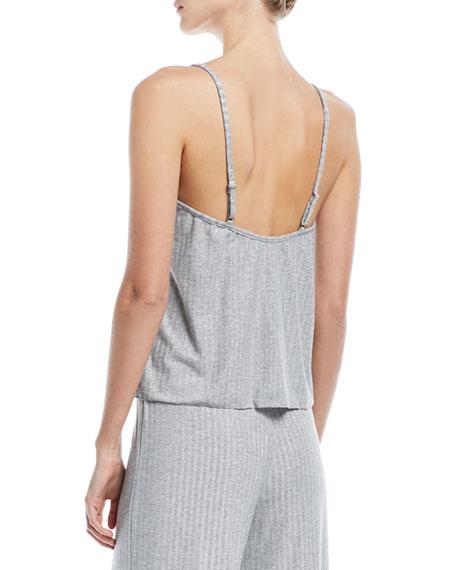 Minimalista Rib-Knit Camisole