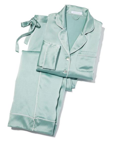 Coco Mist Long Pajama Set